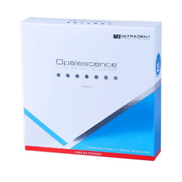 Kit Clareador Opalescence PF Regular com 5 Seringas de 3 gramas - Ultradent