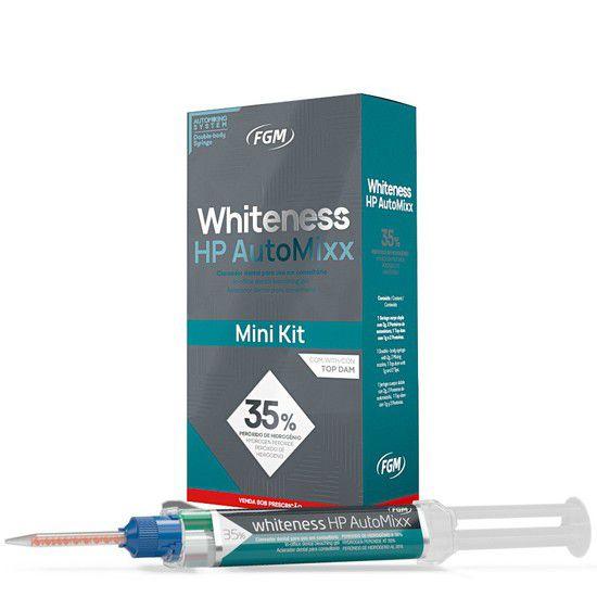 Clareador Whiteness HP Automixx Mini Kit - FGM