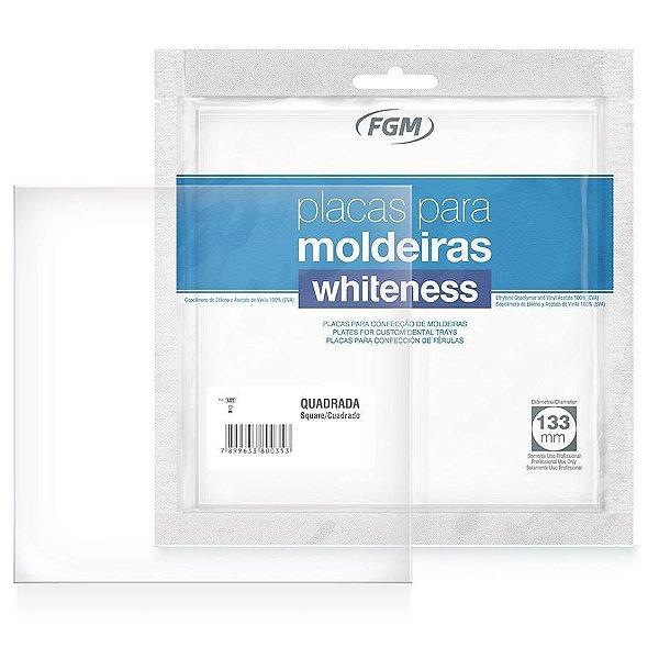 Placa para Moldeira de Clareamento Whiteness 3mm - FGM