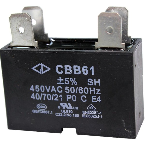 Capacitor 3uf 450vac - WEG