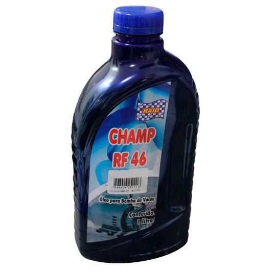 Óleo para Bomba de Vácuo Raid Champ RF46