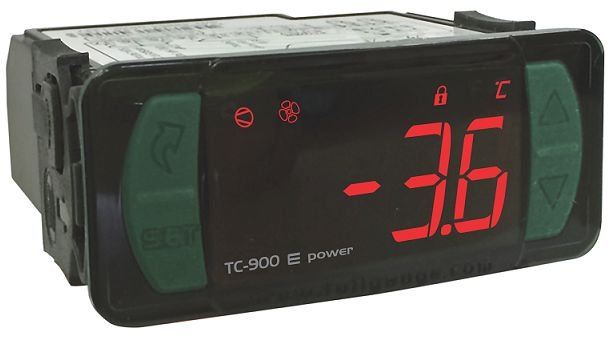 Controlador de Temperatura TC-900 E Power - Full Gauge