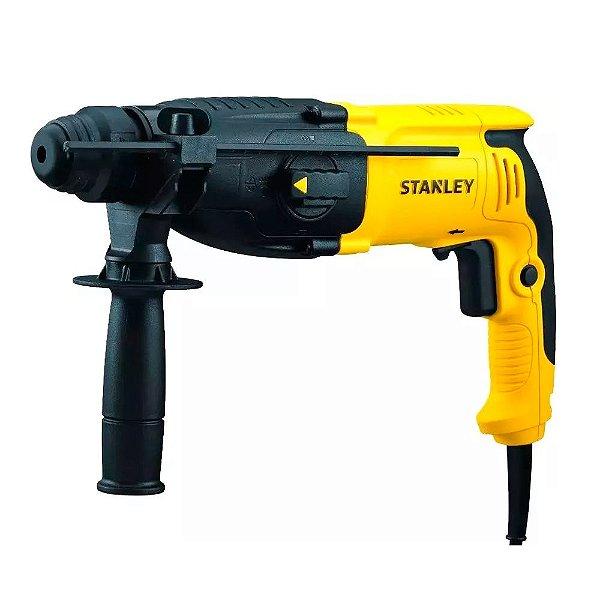 Martelete 800W SDS Plus 26mm Shr263k 220v Stanley