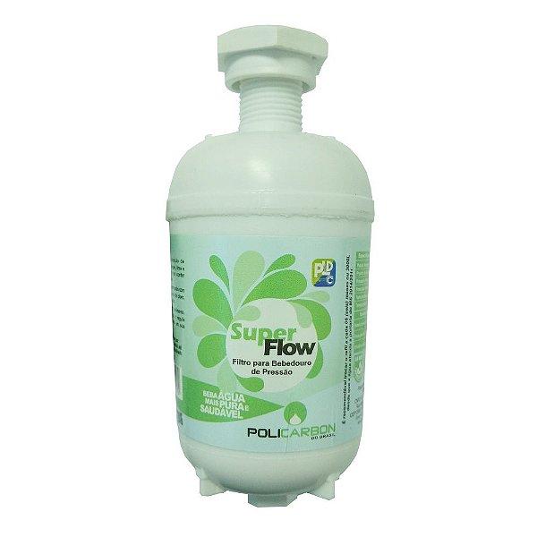 Filtro para bebedouro de Pressão SuperFlow