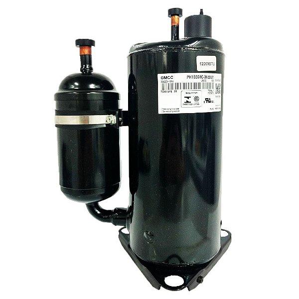 Compressor Rotativo GMCC 12.000 BTUs R22 220V PH165G1C-3FZDU1