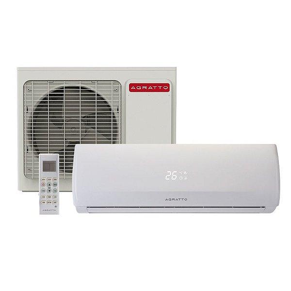 Ar Condicionado Split Hi-Wall Fit 12000 BTUs 220V CCS30QF-R4 Agratto