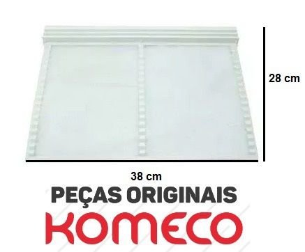 Filtro Ar Condicionado Komeco Kop 48.000 A 60.000 Piso Teto