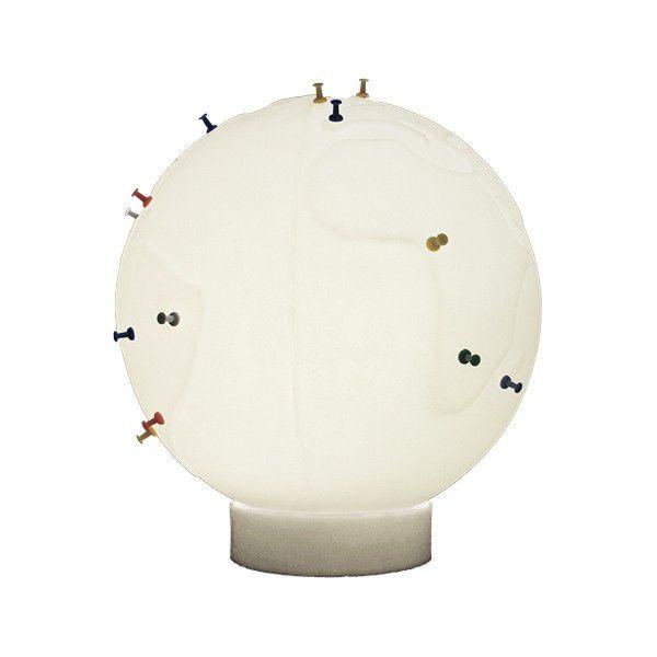 Luminária Mundo Plush Pin