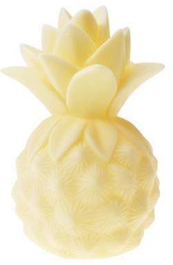 Mini Luminária de Led - Abacaxi Amarelo