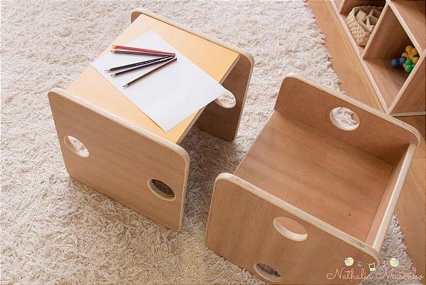 Cube Chair Montessori
