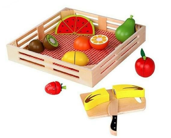 Caixa de Frutinhas