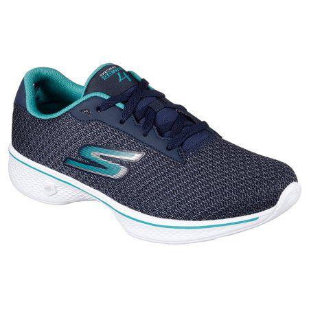 Tenis Esportivo Skechers Go Walk 4 Glorify