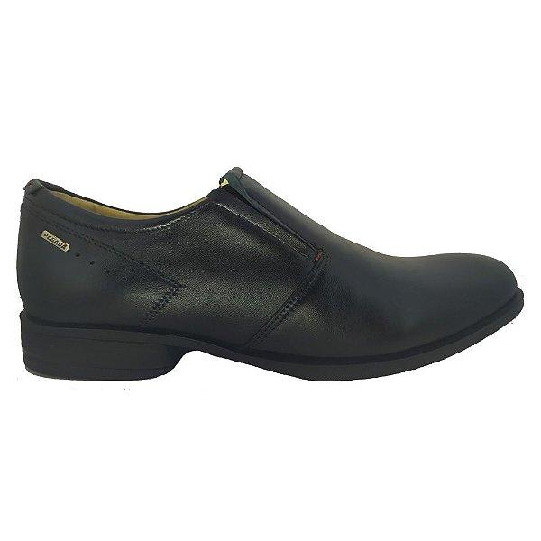 Sapato Social Pegada Loafer Plain Toe Em Couro