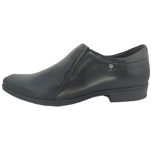 Sapato Social Pegada Loafer Plain Toe Couro