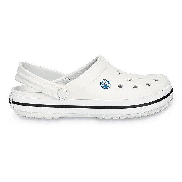 Sandalia Crocs Crocband Clog White