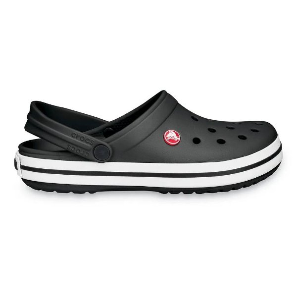Sandalia Crocs Crocband Clog Black