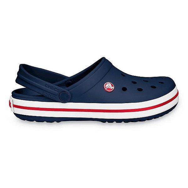 Sandalia Crocs Crocband Clog Navy