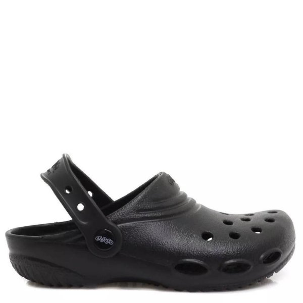 Clog Jibbits By Crocs Burke Black