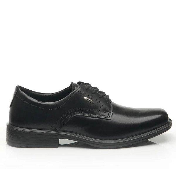 Sapato Social Pegada Derby Com Cadarco