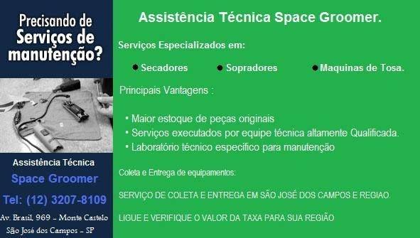 MANUTENÇÃO DE MAQUINA DE TOSA
