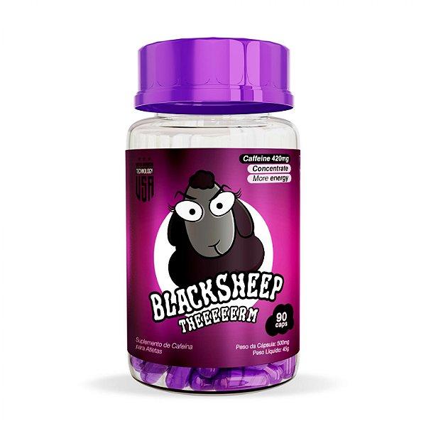 Termogênico Black Sheep 90 Caps - Sheep Labs