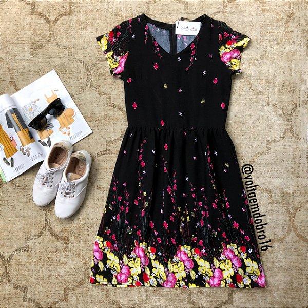 Vestido Flores da Primavera
