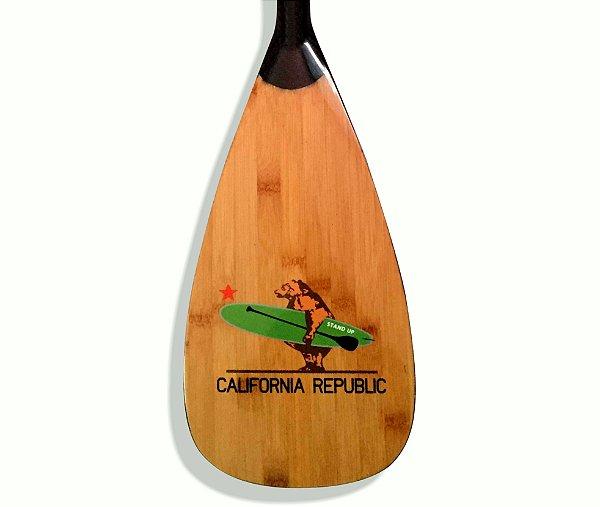 Remo Carbono com Bambu Ajustável