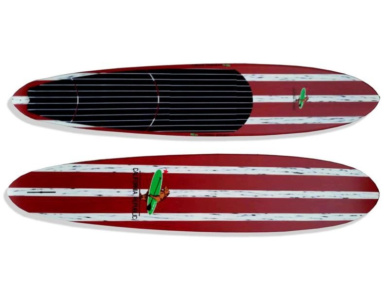 "SUP 12'0""x29""x5"" - Trestle - CARBON"