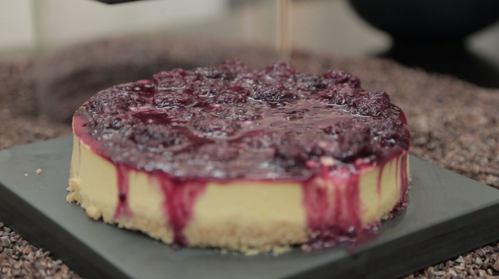 Curso On-line Cheesecake