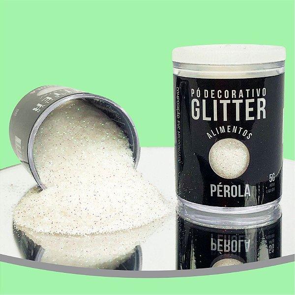 Pó Glitter Pérola 5g