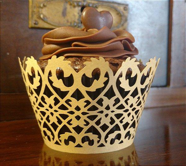 Saia Para Cup Cake Wave
