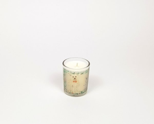 Vela perfumada avulsa Vira-lata - mod 02
