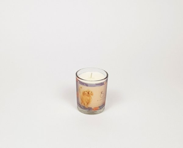 Vela perfumada avulsa Golden - mod 02