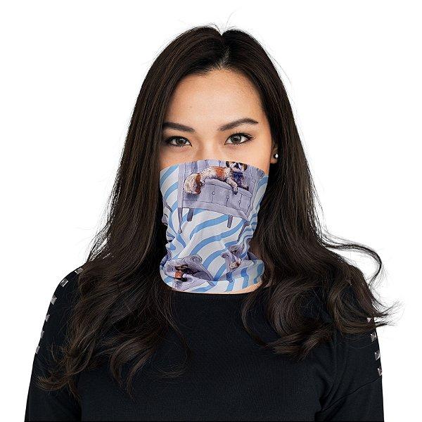 Máscara Bandana Shih-Tzu Modelo1