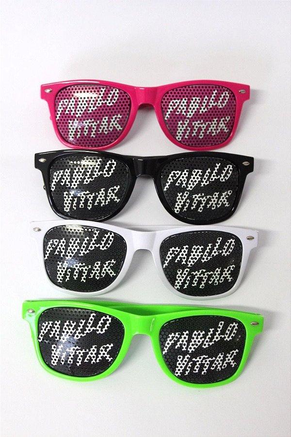 07936f7a0d2a9 óculos promocional lentes personalizadas - Criativos Brindes