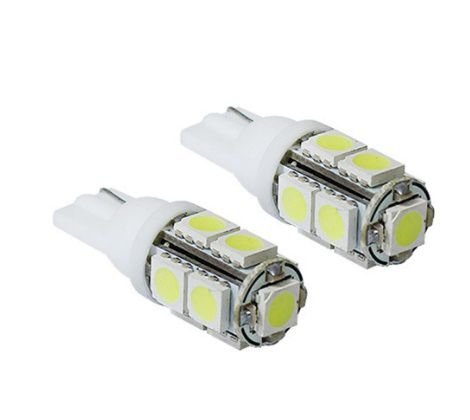 LAMPADA T10 9 LEDS TORRE 6K TECH ONE
