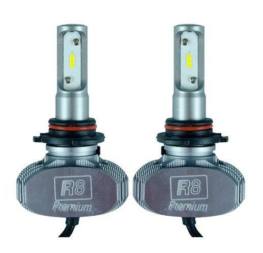 KIT ULTRA LED PREMIUM HB3 8000LM 6K CSP JR8