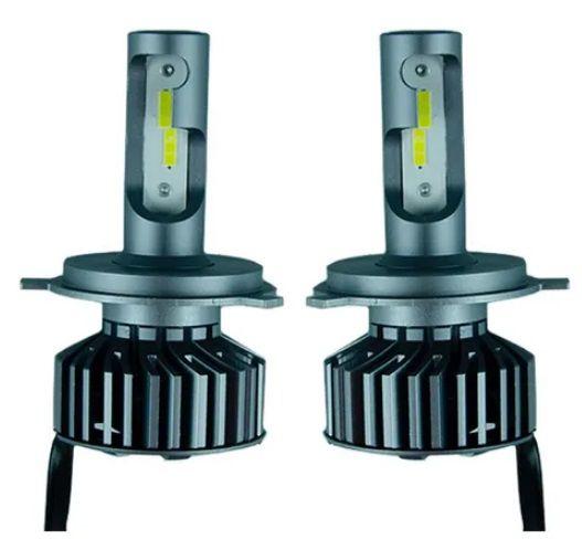 KIT ULTRA LED CCLOT H4 10000LM 6K LUMILEDS JR8