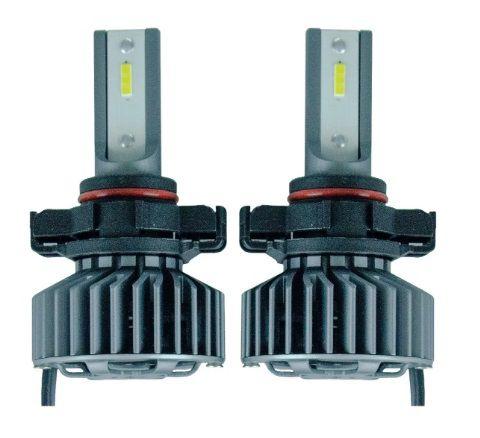 KIT ULTRA LED CCLOT H16 10000LM 6K LUMILEDS JR8