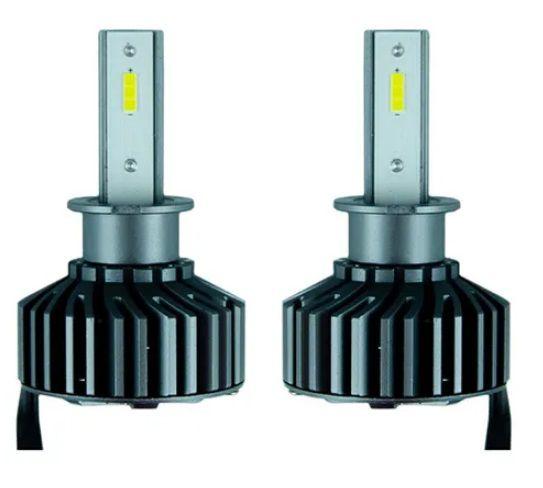 KIT ULTRA LED CCLOT H3 10000LM 6K LUMILEDS JR8