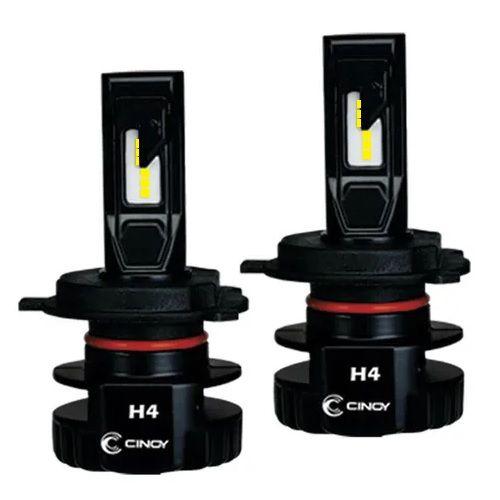 KIT ULTRA LED PLUS H4 12000LM 4K CSP CINOY
