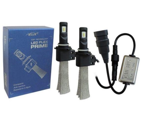 KIT ULTRA LED FLEX PRIME HB4 12800LM 6K CSP RAYX