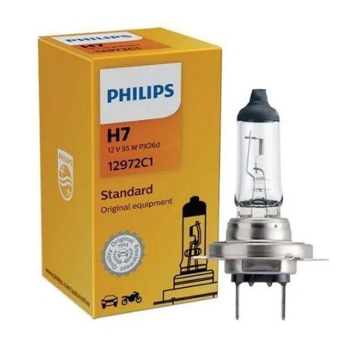 LAMPADA H7 55W 12V PHILIPS