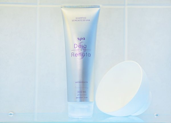Shampoo Semente de Uva
