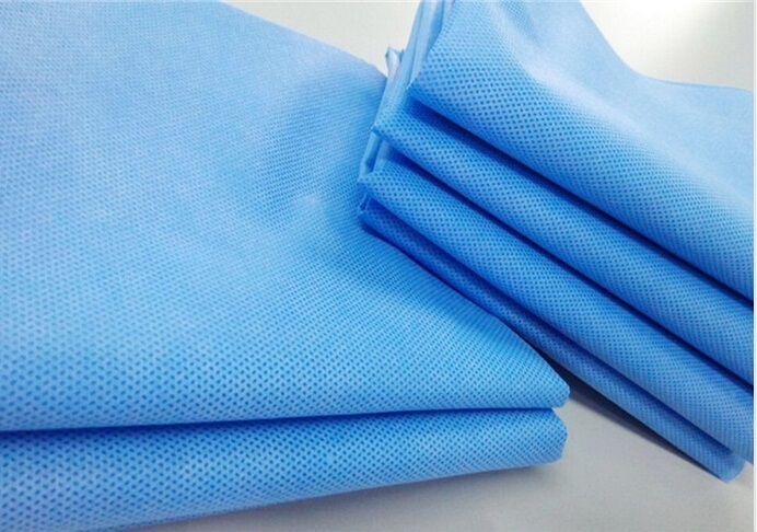 Wraps para esterilização (Manta SMS) Involucro 30×30 cm Gramatura Leve c/ 100 Unidades