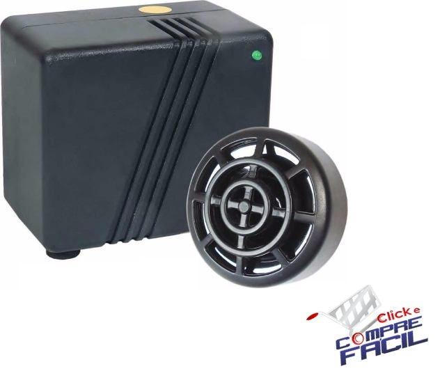 Repelente Eletrônico para Ratos e Morcegos alcance 800m² REPEMAX M&GT