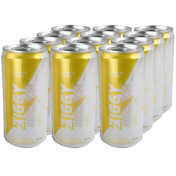 KIT FARDO 12 LATAS DE ENERGÉTICO ZIGGY ENERGY DRINK 269ML
