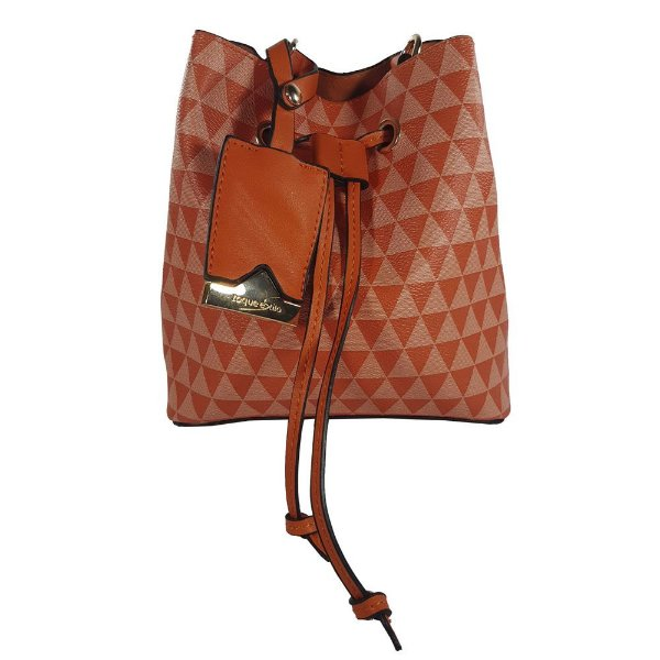 Bolsa Bag Dreams Mini Saco Triangle Laranja