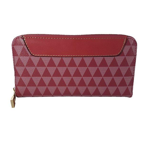 Carteira Bag Dreams Triangle Rosa