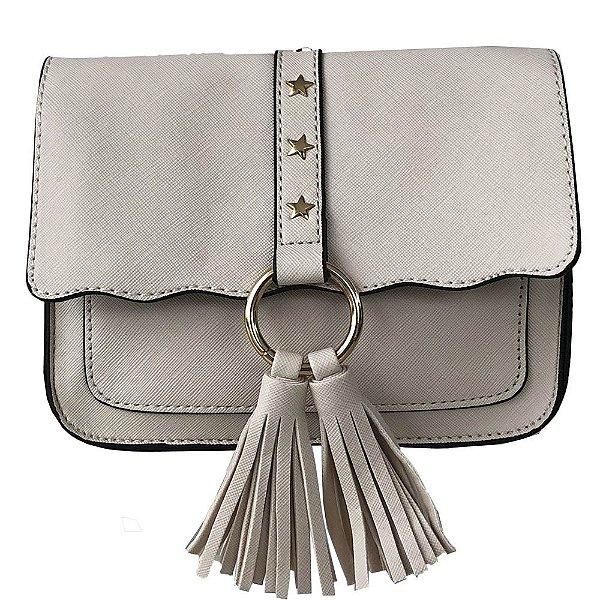 Bolsa Bag Dreams Estrela Branca